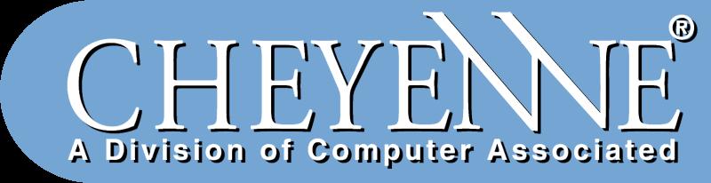 Cheyenne logo vector