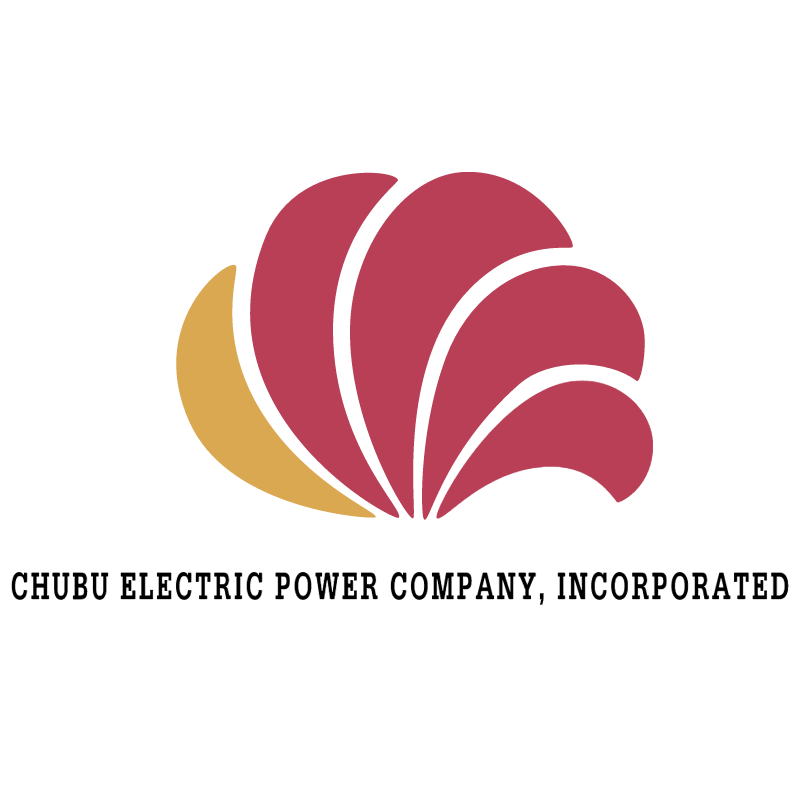 CHUBU Electric Power vector