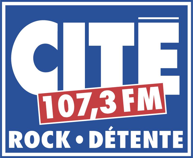 Cite Rock Detente radio vector logo