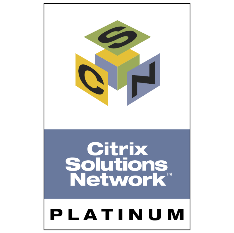Citrix Solutions Network vector logo