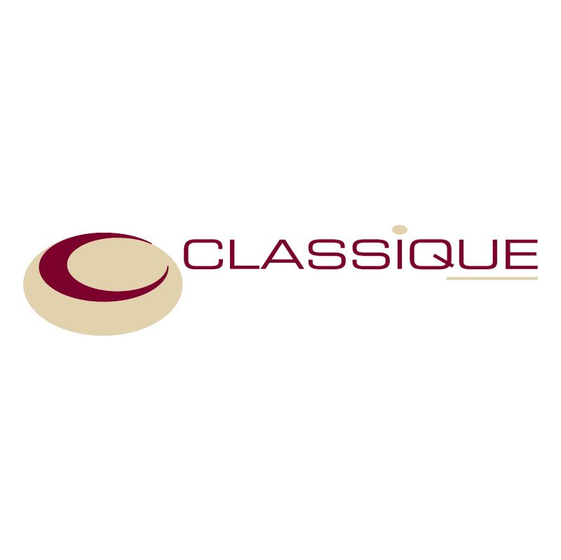 Classique Furniture vector