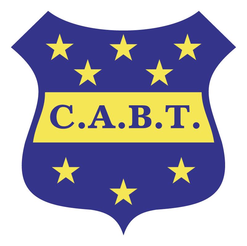 Club Atletico Boca del Tigre de Escobar vector