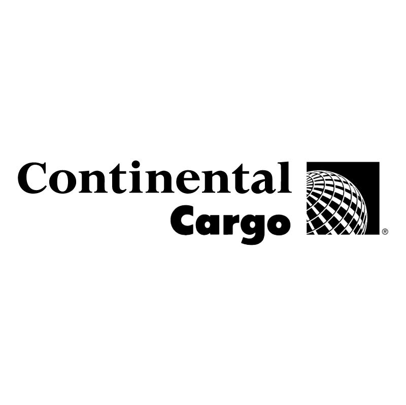Continental Cargo vector