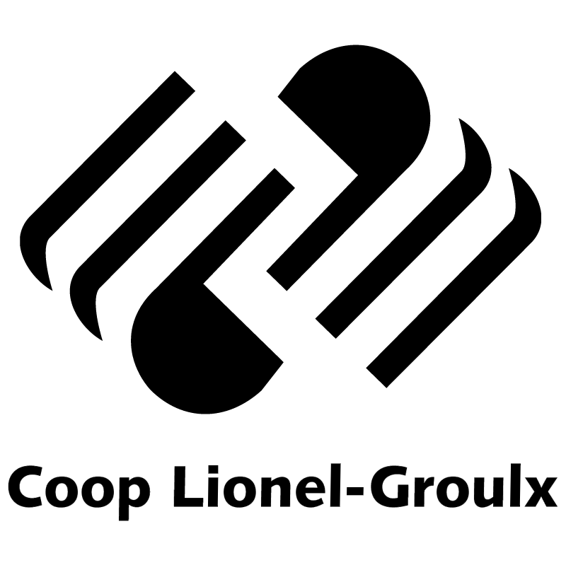 Coop Lionel Groulx 1297 vector