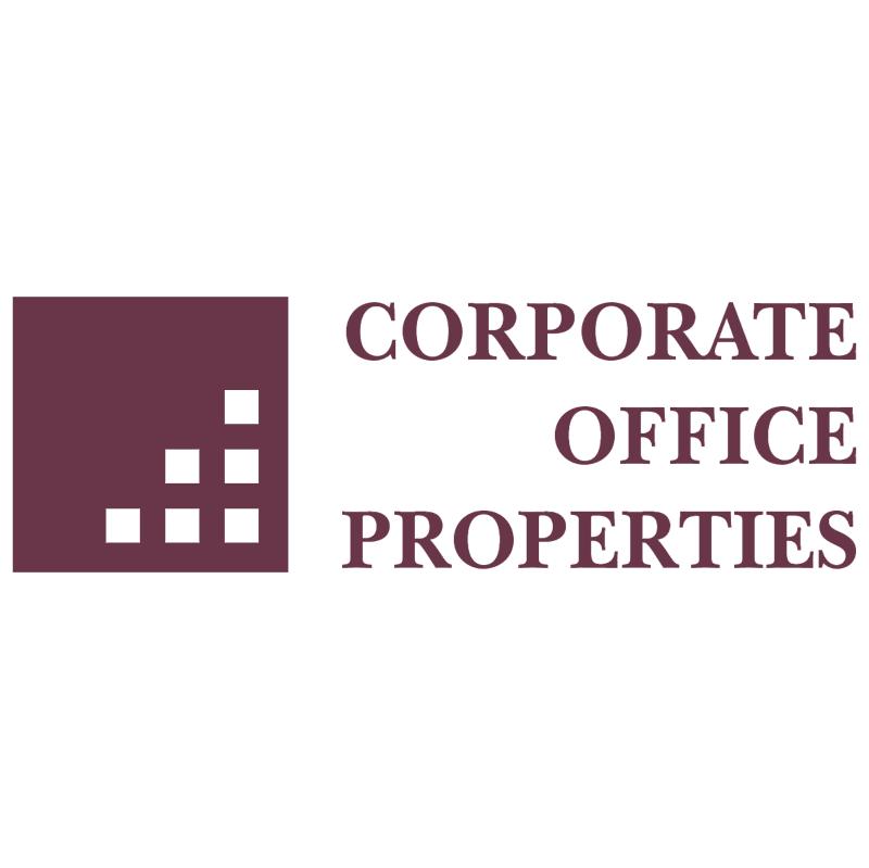 Corporate Office Properties 8960 vector