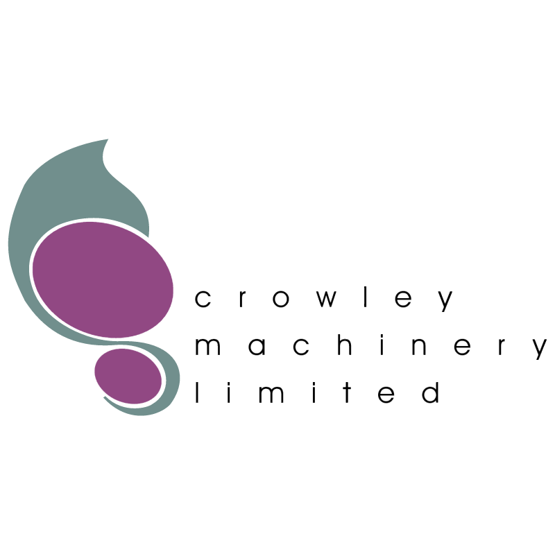Crowley Machinery 5739 vector