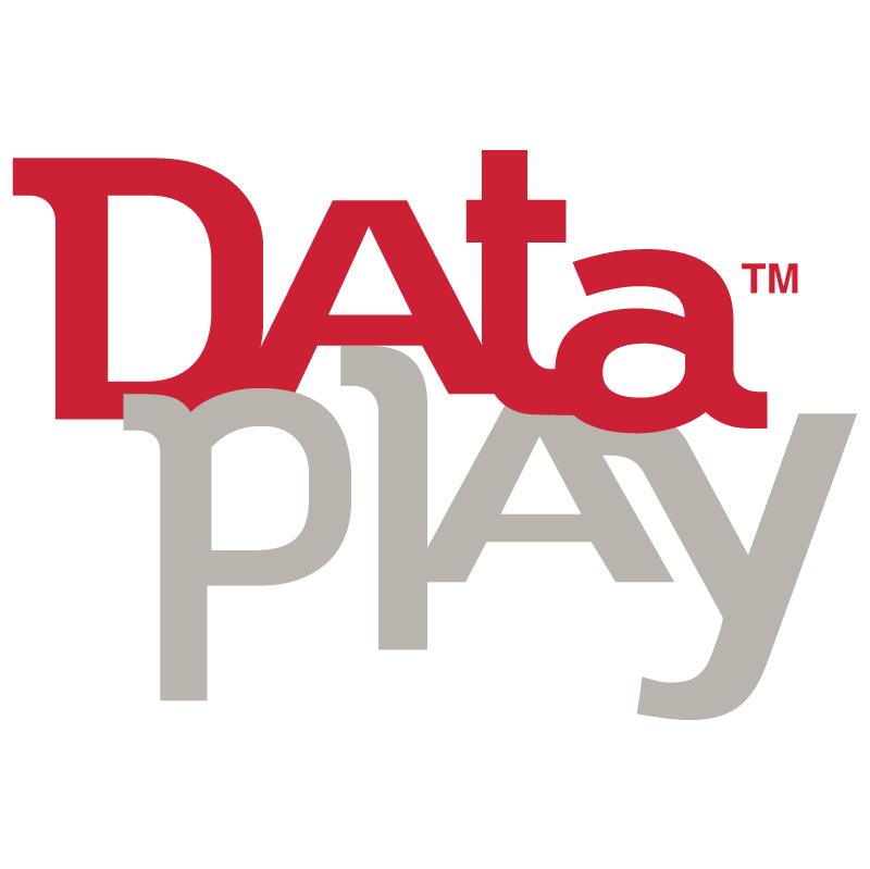 DataPlay vector logo
