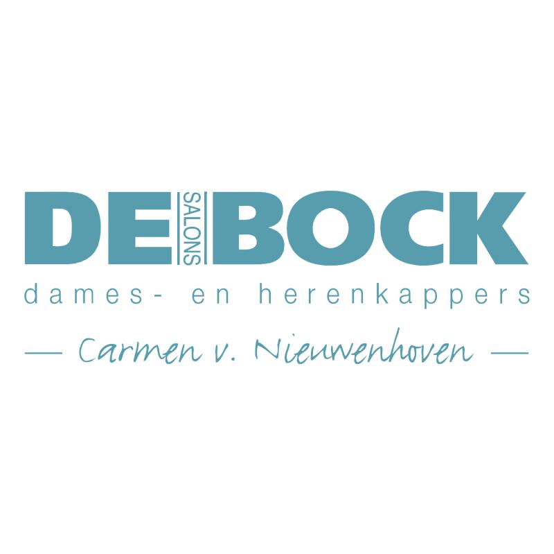De Bock Salons vector