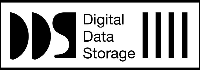 DIGITAL DATA STORAGE vector