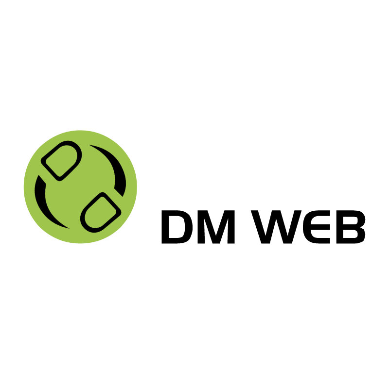 DM Web Technology vector
