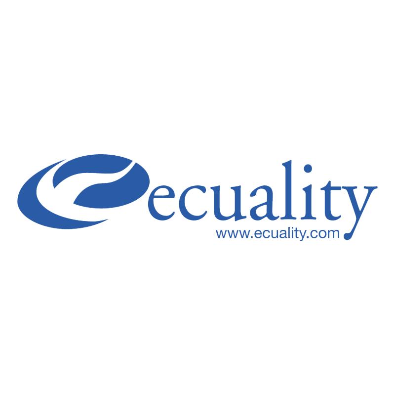 Ecuality vector