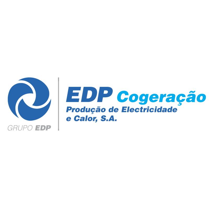 EDP Cogeracao vector logo