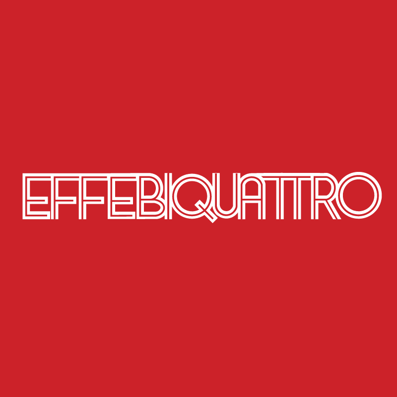 Effebiquattro vector logo