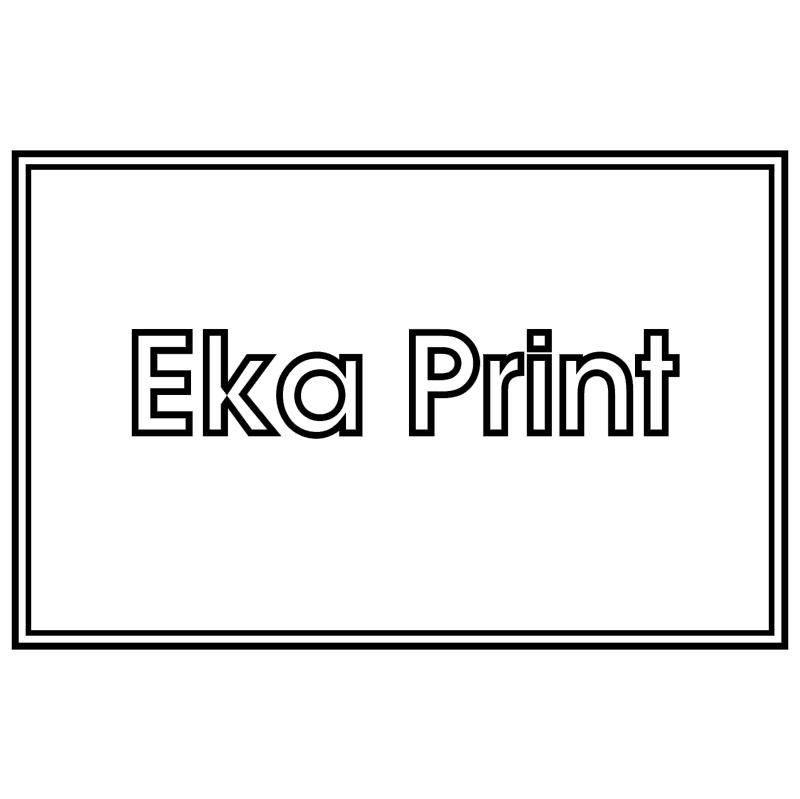Eka Print vector