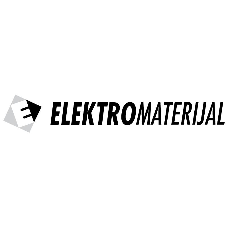 Elektromaterijal vector