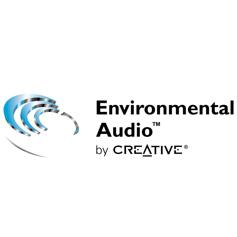 Environmental Audio by Creative vector