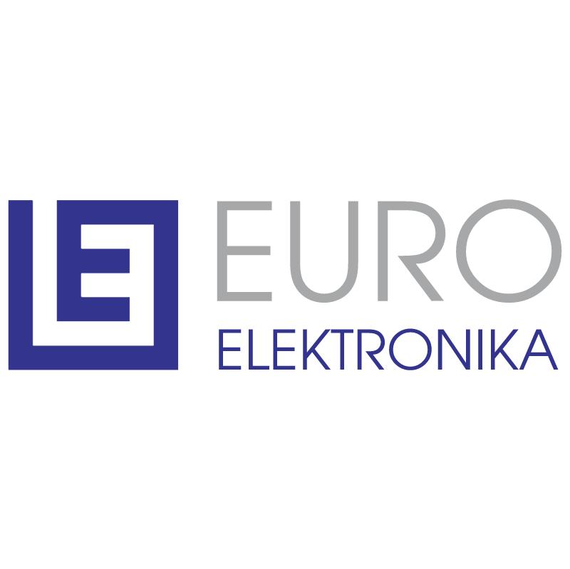 Euro Elektronika vector