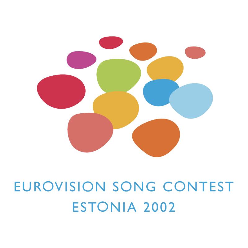 Eurovision Song Contest 2002 vector