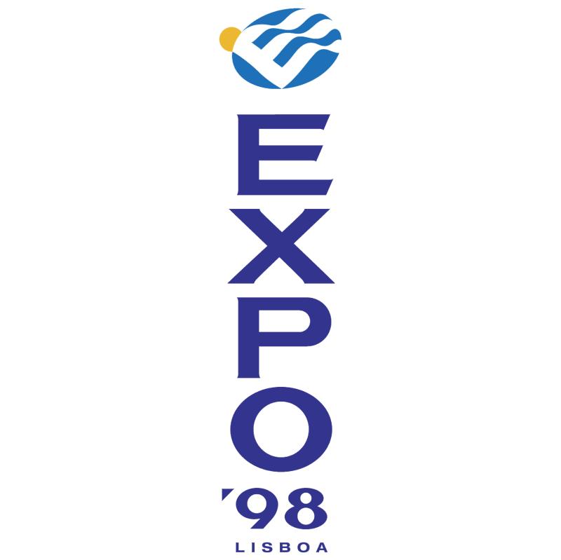Expo 98 vector logo