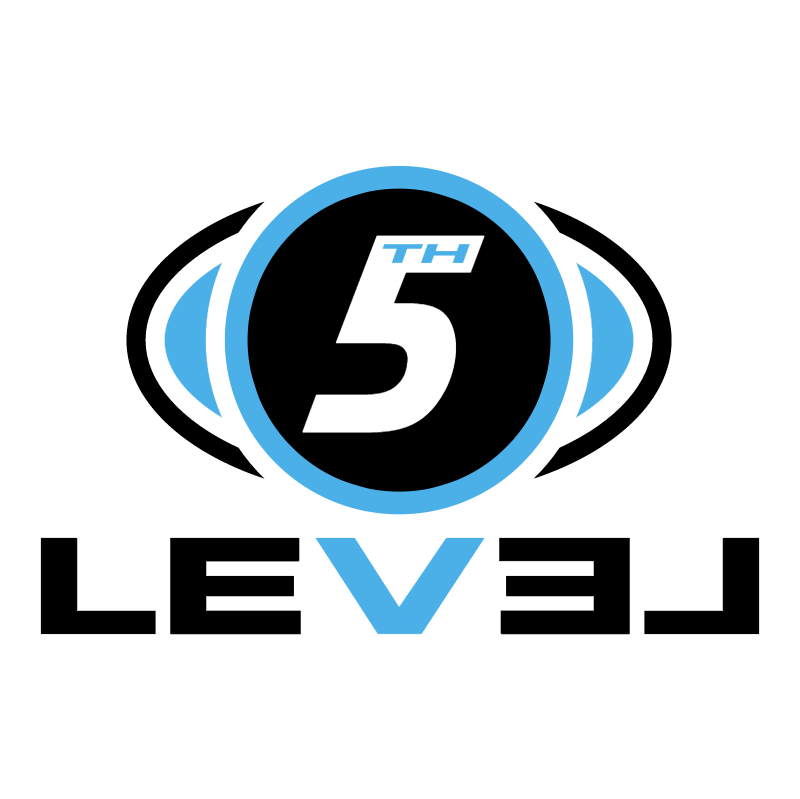 Fifth Level Project vector logo
