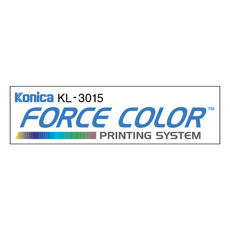 Force Color vector logo