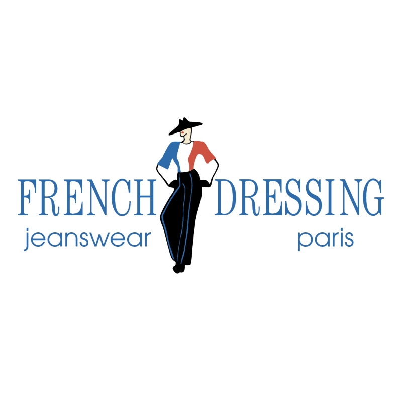 French Dressing vector