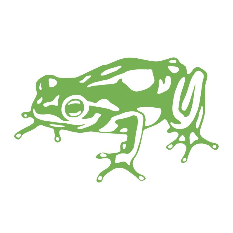 Frog Design vector