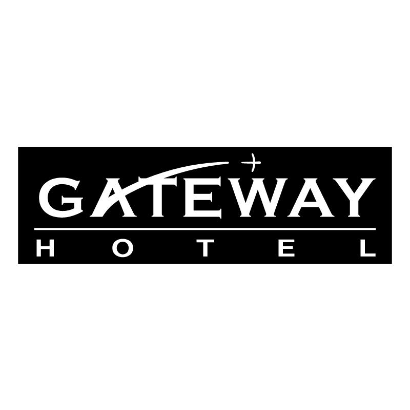 Gateway Hotel vector