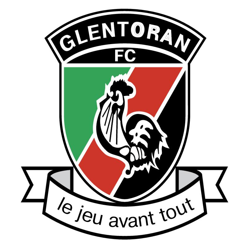 Glentoran vector