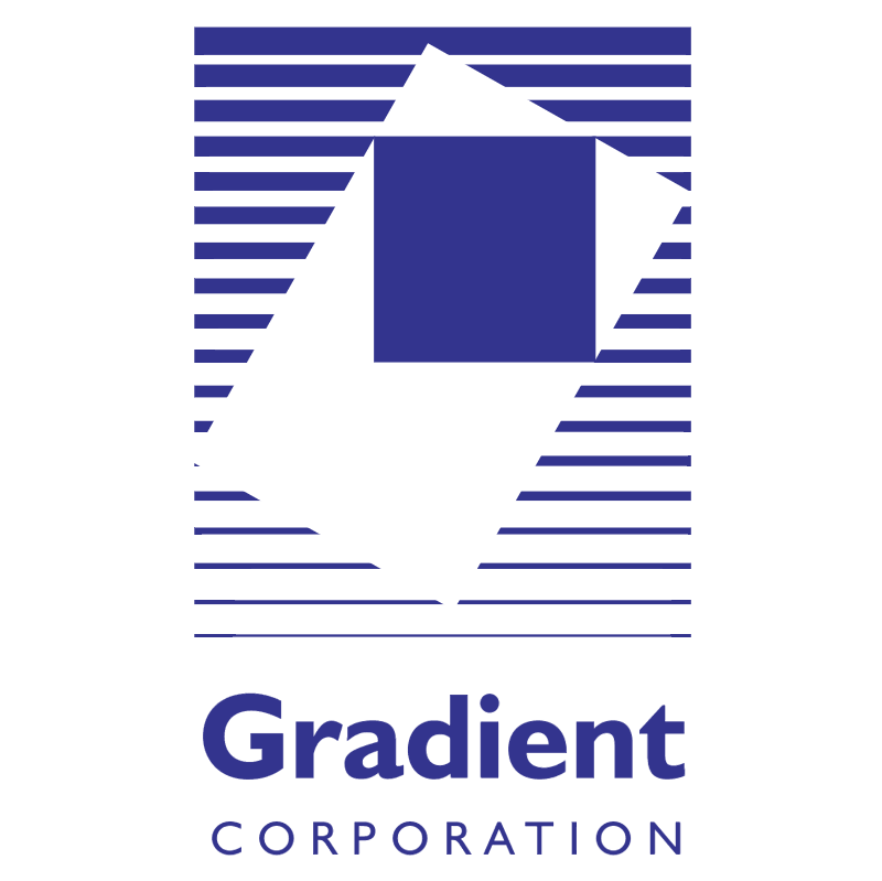 Gradient Corporation vector logo