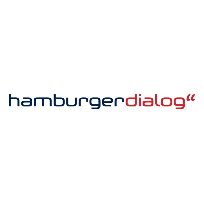 Hamburger Dialog vector