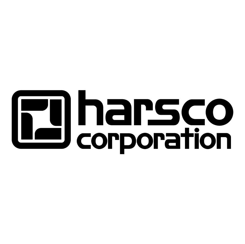 Harsco Corporation vector logo