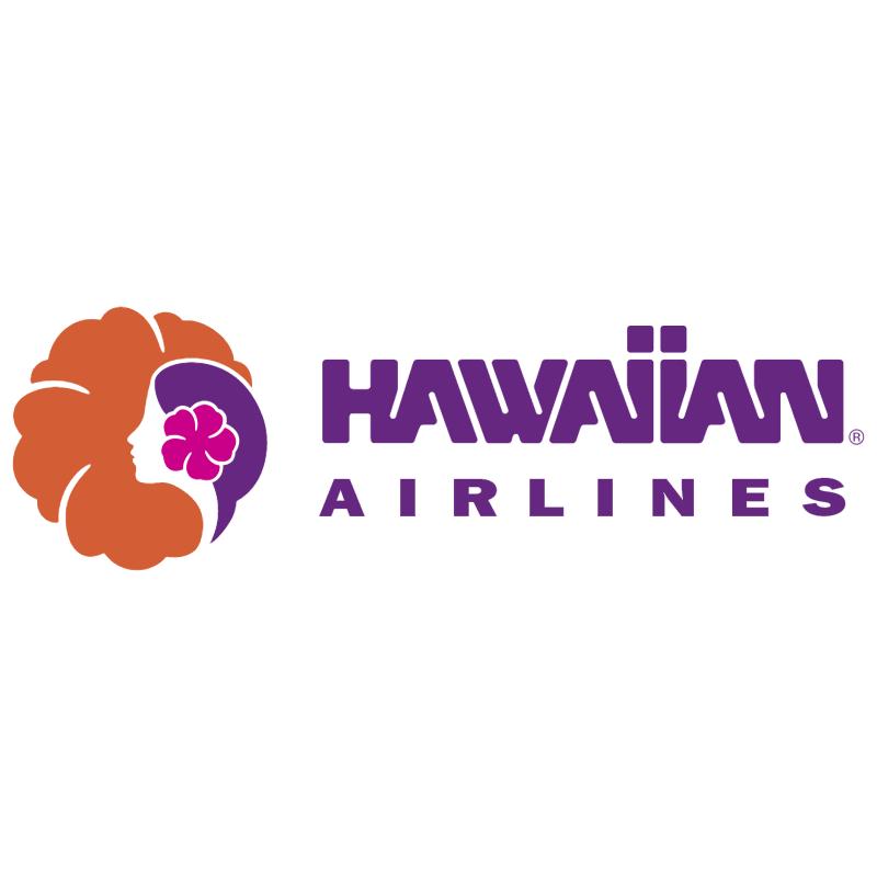 Hawaiian Airlines vector