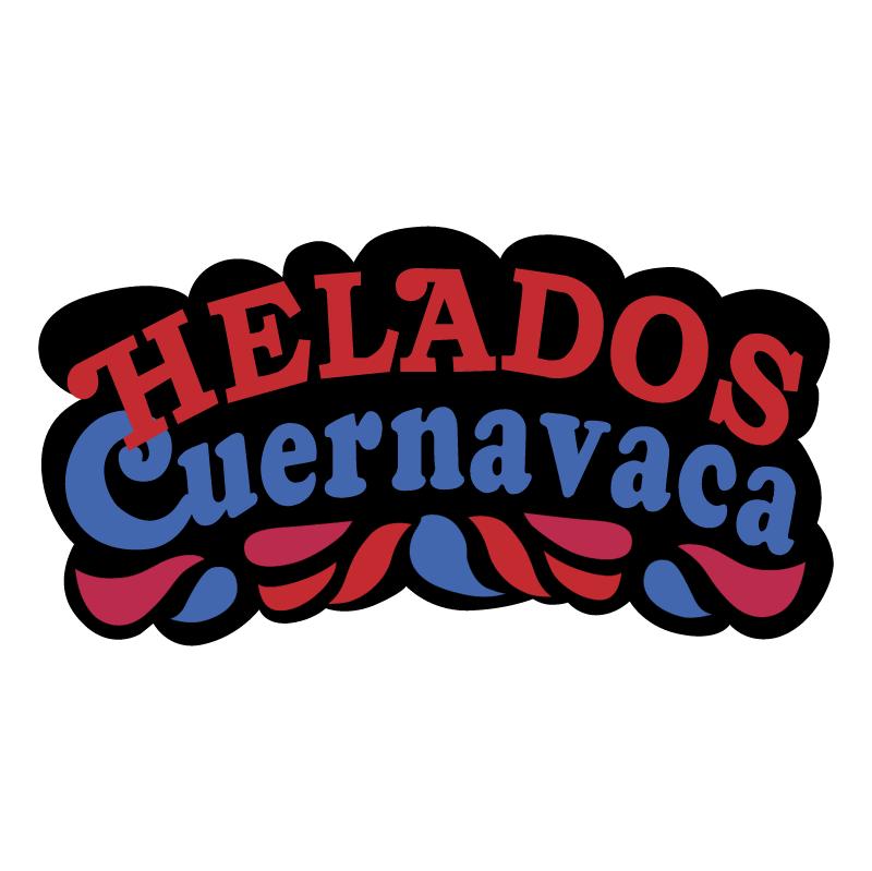 Helados Cuernavaca vector