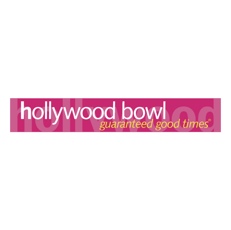 Hollywood Bowl vector