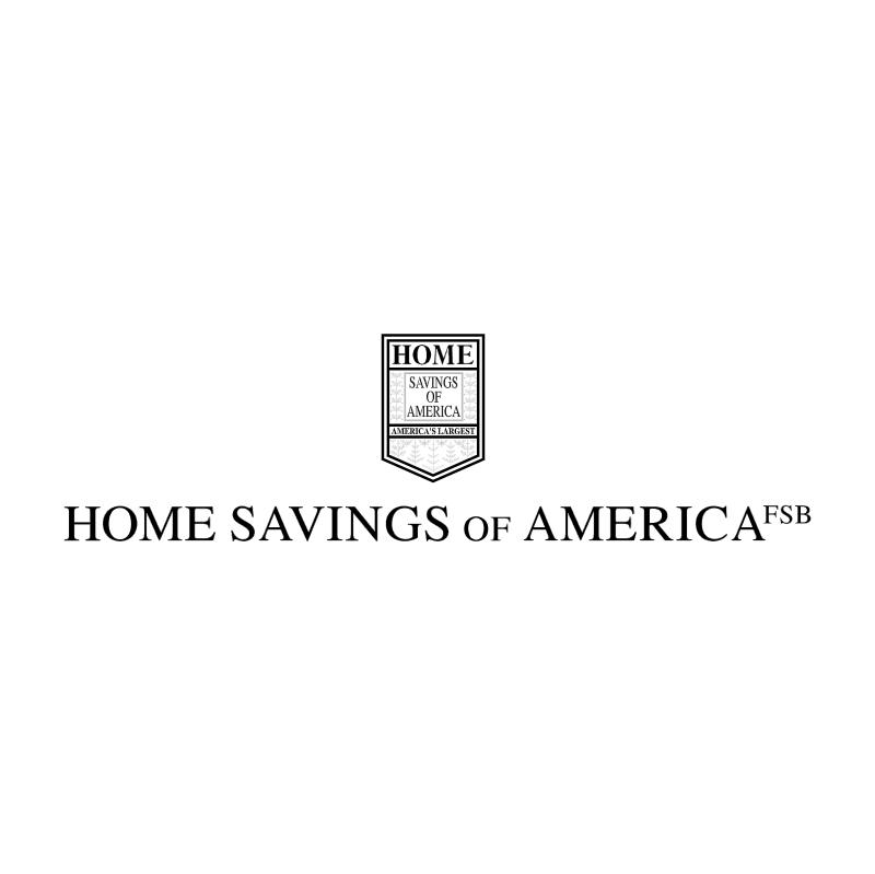 Home Savings of America vector