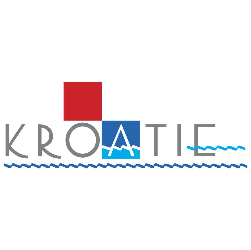 Hrvatska Kroatie vector