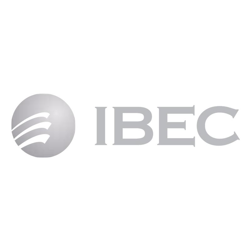 IBEC vector logo