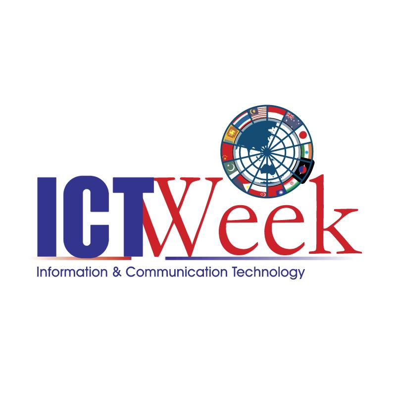 ICT Week vector