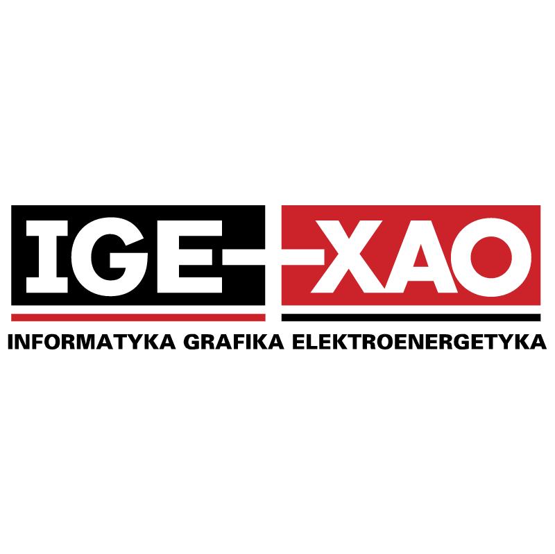 Ige Xao vector