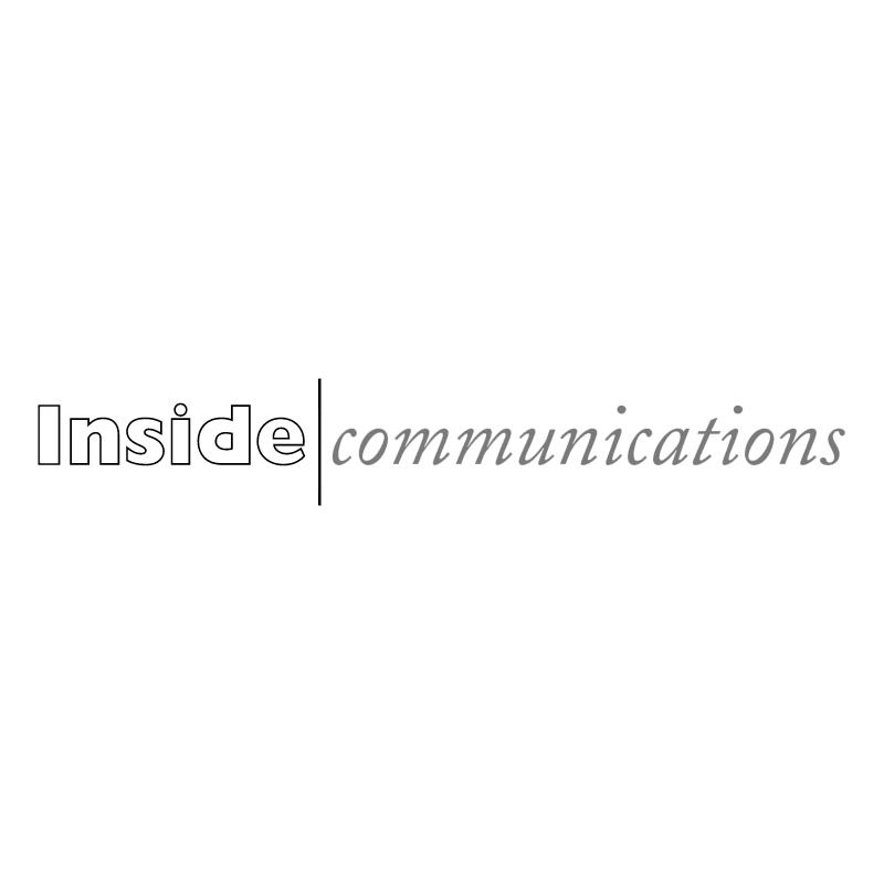 Inside Communications vector logo