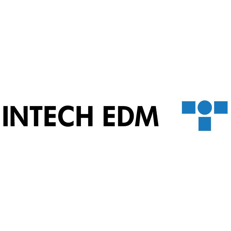 Intech Edm vector logo