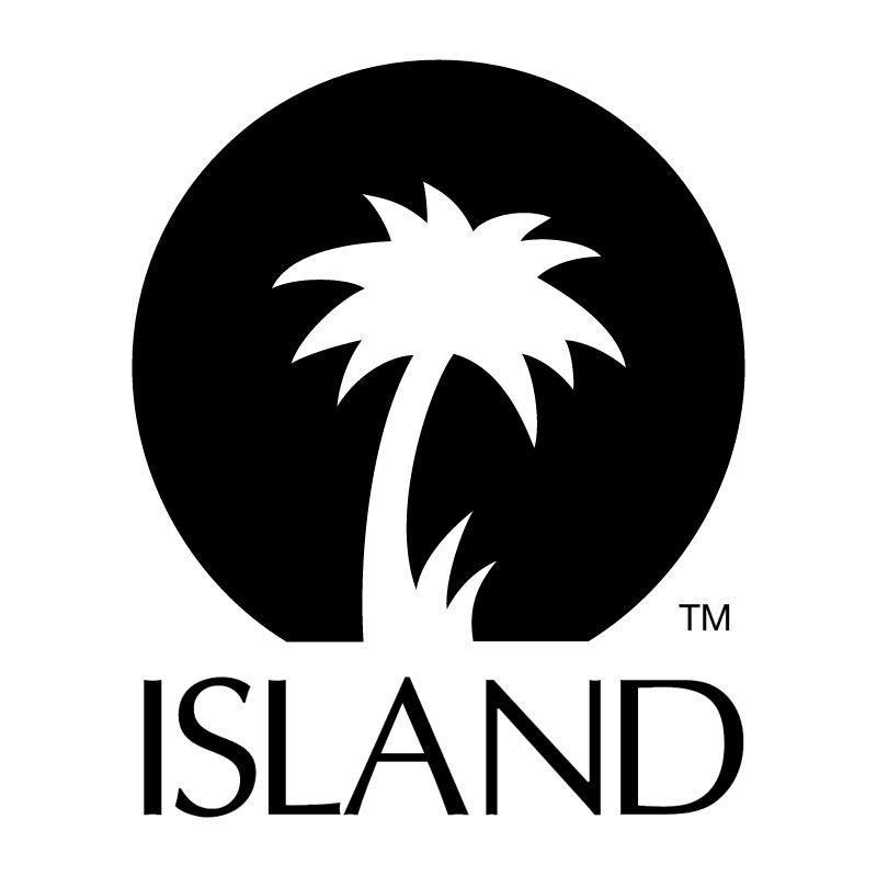 Island Records vector