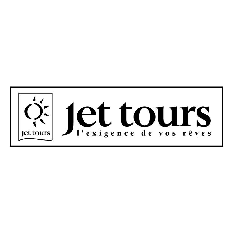 Jet Tours vector