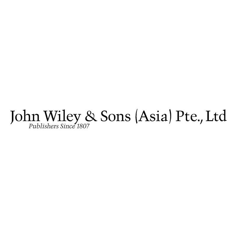 John Wiley & Sons Asia vector