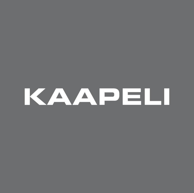 Kaapeli vector logo