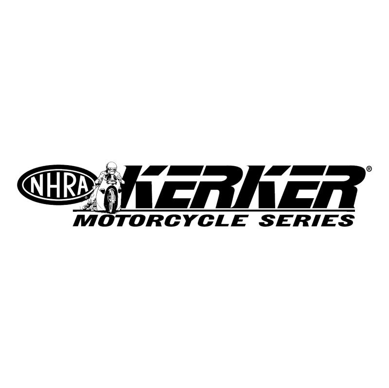 Kerker Motorcycle Series vector