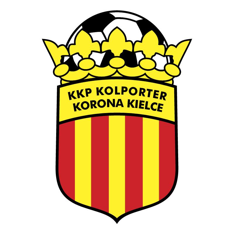KKP Kolporter Korona Kielce vector