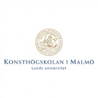 Konsthogskolan I Malmo vector
