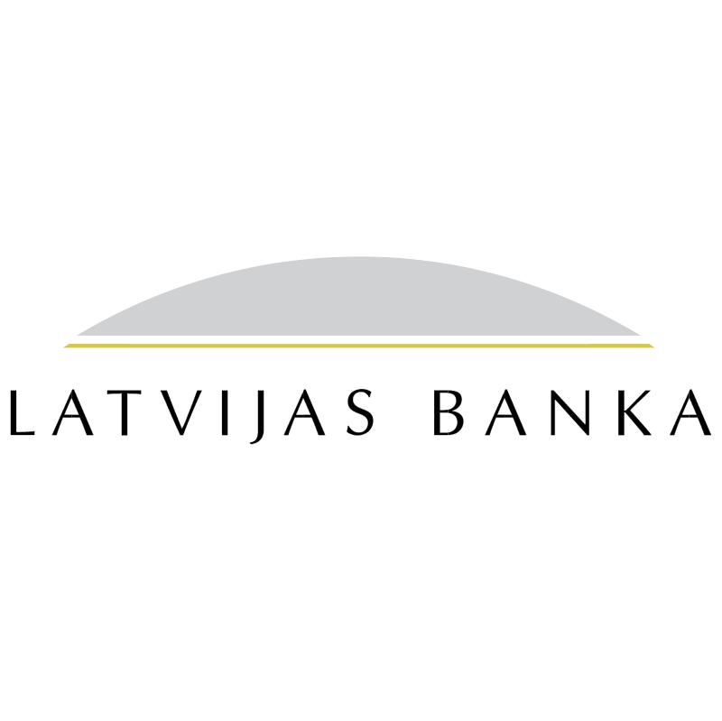 Latvijas Banka vector